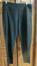 Victoria Sport Knockout Leggings  Size XL  Black  New Without Tags