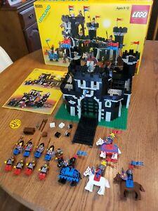 lego 6085 black monarch's castle 100% complete EXCELLENT CONDITION