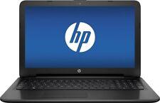 """New HP 15-ac151dx 15.6"""" Laptop Intel Core i5 4GB 1TB HD Win10 Webcam DVDRW HDMI"""