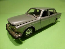 POLISTIL S20 VOLVO 164E 164-E 4 DOORS - SILVER 1:25 - GOOD CONDITION