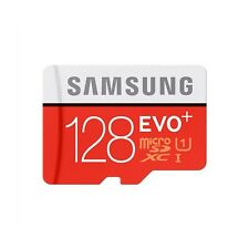 SAMSUNG 128GB Class10 UHS-1 Micro SD Micro SDXC MicroSDXC Card 80MB/s EVO PLUS
