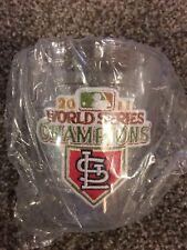 St. Louis Cardinals World Series Tervis Tumbler NEW 2011