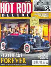 HOT ROD DELUXE MAGAZINE - MAY 2016 (NEW COPY)