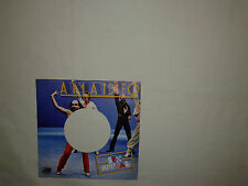 "Amadeo – Sex Appeal - Copertina Forata Per Disco Vinile 45 Giri 7"""