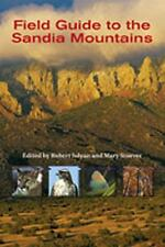 Field Guide to the Sandia Mountains by Robert Julyan Book NEW Albuquerque Spiral