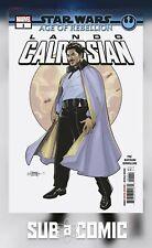 STAR WARS AOR LANDO CALRISSIAN #1 (MARVEL 2019 1st Print) COMIC