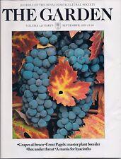 RHS THE GARDEN Magazine - September 2000