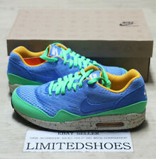 NIKE AIR MAX 1 EM BEACHES OF RIO BLITZ BLUE GREEN 554718-443 Mens atmos safari