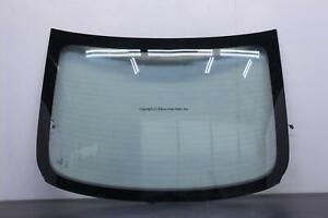 BMW 435i COUPE 2014 2015 2016 REAR BACK GLASS WINDOW W/O PRIVACY TINT OEM