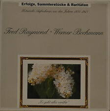 """FRED RAYMOND WERNER BOCHMANN ERFOLGE SAMMLERSTÜCKE RARITÄTEN 12"""" 2 LP (S892)"""