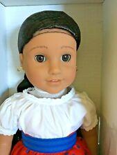 "American Girl Beforever Josefina Montoya Doll 18"" & Book New in Box"
