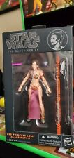 Star Wars The Black Series #05 Princess Leia Slave Outfit 6-Inch Figure New MISB