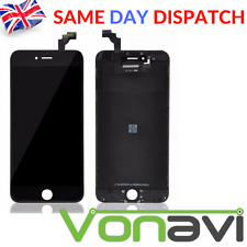NEW LCD & Digitiser Touch Screen Replacement Assembly For iPhone 6 Plus Black