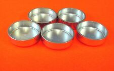 """Fit Ford 5pk 1-3/8"""" Freeze Expansion Plugs Zinc Plated Steel Engine Cylinder NOS"""