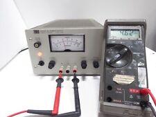 HP 6282A ADJUSTABLE DC POWER SUPPLY 0-10V / 0-10A