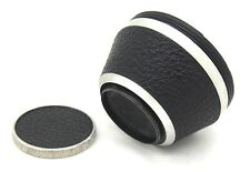 Genuine Werra Hood and Front Lens Cap - Zeiss Lens #5392