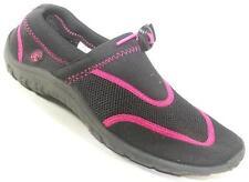 NEW Women's NORTHSIDE Black/Pink  Athletic Water Aqua Sandals Shoes SZ 7