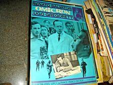 OMICRON fotobusta originale 1963 CRISTALDI SALVATORI GREGORETTI