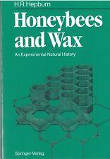 (NEW) Honeybees and Wax by H.R.Hepburn