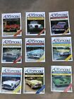 COLLECTIBLE+AUTOMOBILE+MAGAZINE++9+Issues.+1984%2C85%2C89..+Premier+Issue