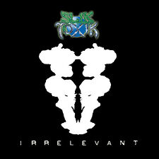 SLIK TOXIK - Irrelevant New & Sealed Compact Disc