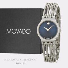Authentic Movado Women's Esperanza Museum Dial Watch 0604123