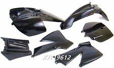 Plastic Body Frame Fender for KTM50 Senior Adventure Junior Black