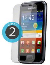 Set 2 films protecteurs écran pour Samsung Galaxy Ace-Plus S7500