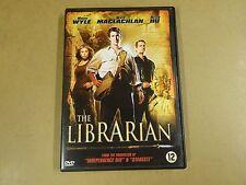 DVD / THE LIBRARIAN ( NOAH WYLE, KYLE MACLACHLAN, KELLY HU )