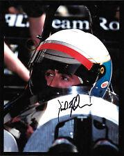 David BRABHAM signé 10x8 Cibachrome, F3000 Bromley Motorsport, saison 1989