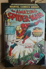 Spider-man #153 Marvel Comics Silver Buffalo Wood Wall Decor / Art