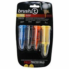 """ProActive Sports DBT006 Brush-T 4 pack (Wood, Driver, Oversize, XLT)"""