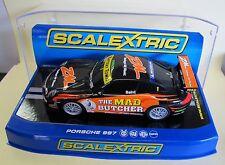 """Scalextric Porsche 911 GT3 Cup  """"TRIPLEX""""   Ref. C3132"""