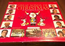 RARE Great songs of Christmas record