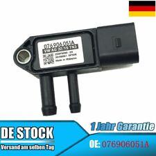 Abgasdrucksensor Differenzdruck Geber Sensor für Audi Seat Skoda VW 07Z906051A