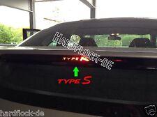 Bremslichtcover Type S FN FK Honda Civic Type R S FN1 FN2 FN3 FK1 FK2 FK3