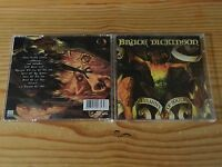 Bruce Dickinson - Tyranny of Souls Brazilian Pressing CD