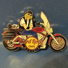 Vintage Hard Rock Café Memphis Harley-Davidson Biker Lapel Hat Vest Pin 2006 NWT