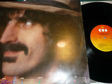 double lp FRANK ZAPPA you are what you is CBS 88560