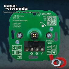 "LED-Dimmer, 7-110W, Phasenanschnitt (""RL"") - für alle JUNG® Schalterprogramme"
