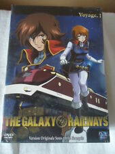 // NEUF The galaxy railways  Voyage 1 Coffret 3 DVD – Episodes 1 à 13 no ALBATOR