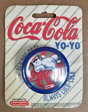 SEALED 1997 Coca Cola Duncan Yo-Yo Polar Bear with Sunglasses 487164