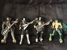 KISS Band Psycho Circus Tour Edition McFarlane Action Figures