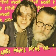 R. Stevie Moore Ariel Pink's Picks Vol 1 2x Vinyl LP Record & MP3! best of! NEW!