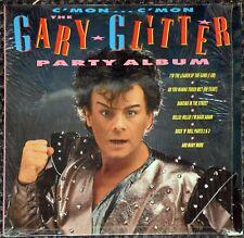 33t Gary Glitter - C'mon… C'mon -The Gary Glitter Party Album (LP)