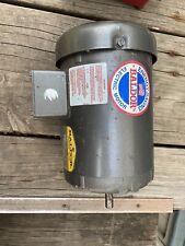 M3460 Baldor 12hp 3 Phase Electric Motor