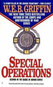 Special Operations 2 by W. E. B. Griffin (1989, Paperback)
