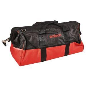 "24"" HEAVY DUTY TOOL BAG PRO 600mm CADDY TOTE HOLDER TOOLS BOX CASE AMTECH N0525"