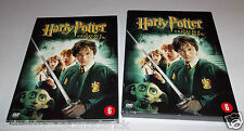 Harry Potter en de Geheime Kamer Ver 2 DVD Disc's Mint - Rare