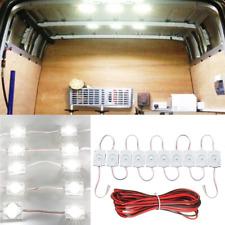 10 LED Cargo Camper RV Interior Van Truck Trailer Boat Light Waterproof Lighting